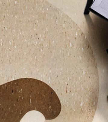 Piso Vinílico Paviflex Thru 2 mm